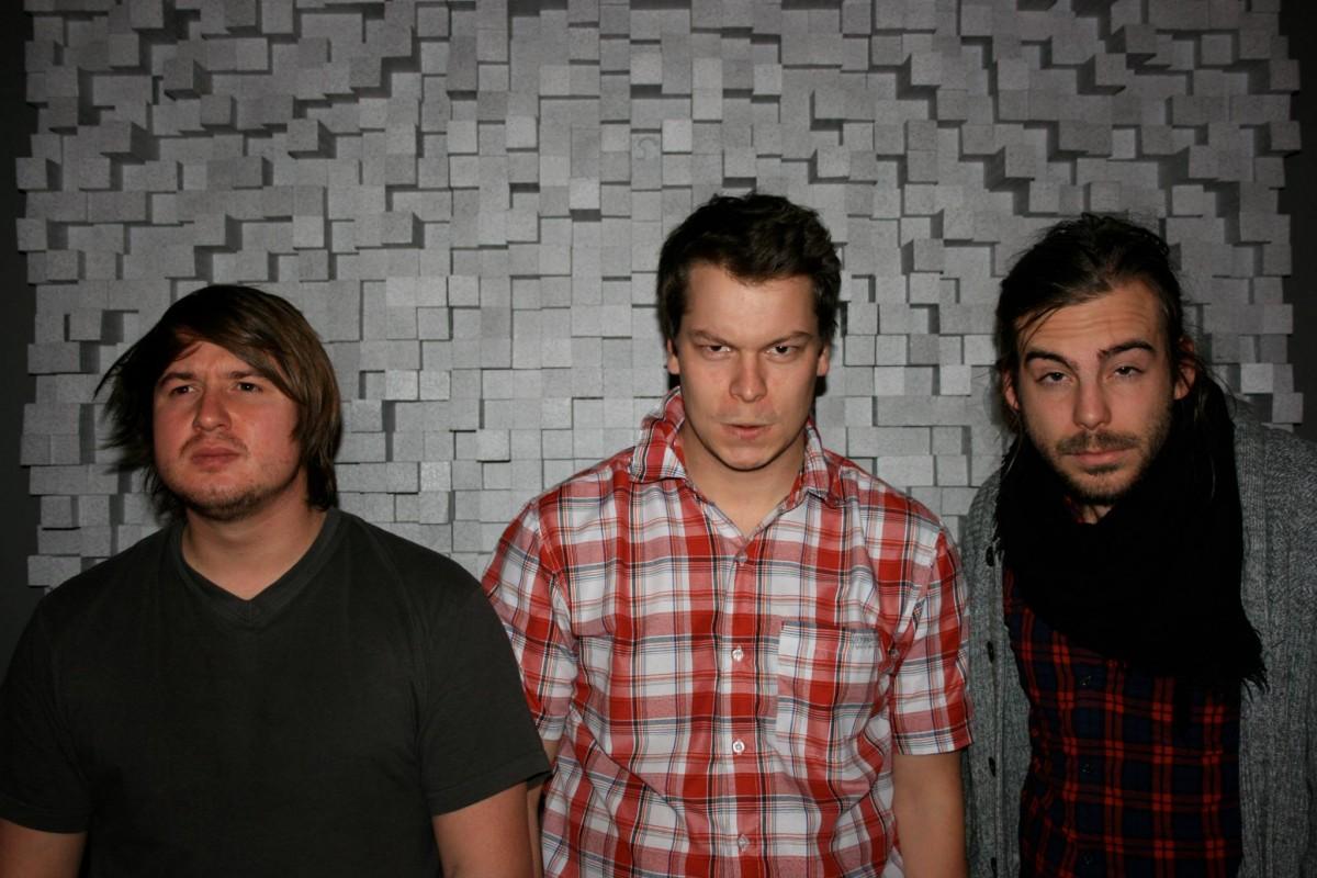 Trio Ny Batteri - CD Release